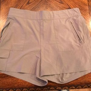 Athleta Pull-On Shorts